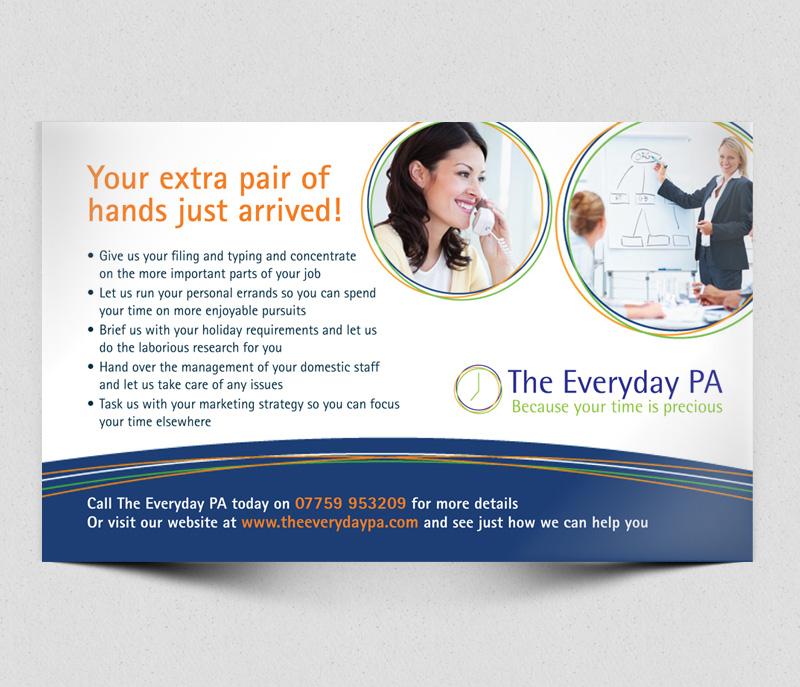 The Evryday PA Leaflet