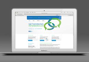Networking Peterborough website