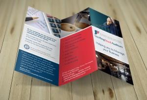 Sterling Stock Auditors Tri-Fold leaflet