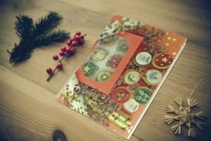 Chef de la Maison Christmas Cards